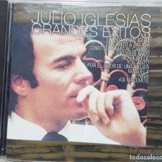 CDs de Música: JULIO IGLESIAS - GRANDES ÉXITOS - RARA EDICIÓN DE 2002. Lote 272638793