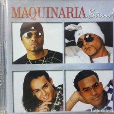 CDs de Música: MAQUINARIA BAND - UN POCO DE AQUÍ, UN POCO DE ALLÁ - MANZANA 2002. Lote 272650133
