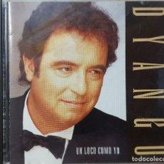 CDs de Música: DYANGO - UN LOCO COMO YO - 1995. Lote 272741593