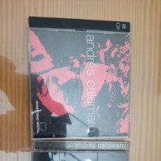 CDs de Música: LOTE DE 2 CD,S DE ANDRES CALAMARO. Lote 272745308
