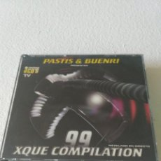 CDs de Musique: PASTIS&BUENRI. XQUE COMPILATION 99. 3CD. Lote 272749233