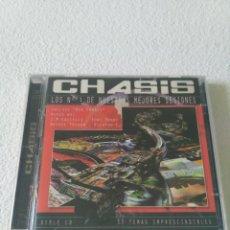 CDs de Musique: CHASIS. N⁰1 DE NUESTRAS MEJORES SESIONES. 2CD. Lote 272753263