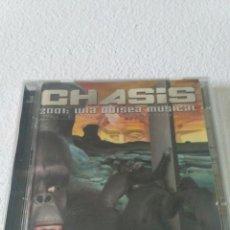 CDs de Musique: CHASIS. 2001: UNA ODISEA MUSICAL. 2CD. Lote 272753968