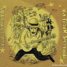 CDs de Musique: PASCAL COMELADE – A FREAK SERENADE - NUEVO Y PRECINTADO. Lote 273203233