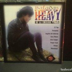 CDs de Música: BALADAS HEAVY DE LA EMISION PIRATA DOBLE CD GERMANY DRO 1988 PEPETO. Lote 273371903