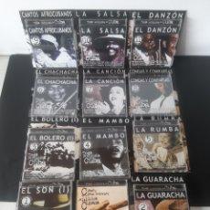 CDs de Música: COLECCION COMPLETA. TODA LA MUSICA DE CUBA. CLUB INTERNACIONAL DEL LIBRO. 2000. ESP.. Lote 273453943