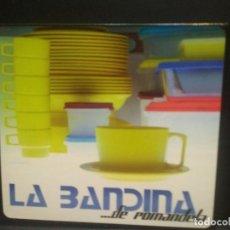 CDs de Musique: LA BANDINA ... DE POMANDELA CD DIGIPACK FONO ASTUR ASTURIAS 2005 PEPETO. Lote 273546108