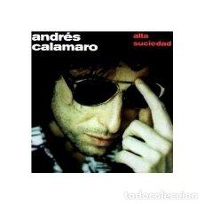 CDs de Música: CALAMARO ANDRES ALTA SUCIEDAD CD. Lote 273558923