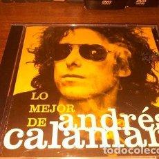 CDs de Música: -ANDRES CALAMARO LO MEJOR DE CD 2001 LOS RODRIGUEZ. Lote 274128073
