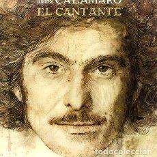 CDs de Música: -CD ANDRES CALAMARO EL CANTANTE NUEVO SELLADO. Lote 274132193