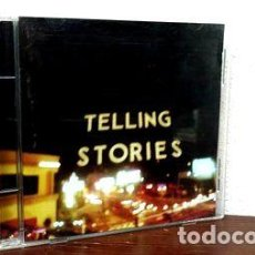 CDs de Música: -TRACY CHAPMAN TELLING STORIES CD MADE IN USA. Lote 274138203