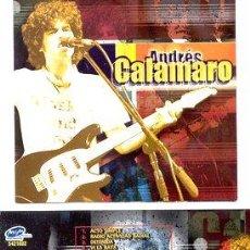 CDs de Música: -CD ANDRES CALAMARO ANDRES CALAMARO NUEVO SELLADO. Lote 274138668