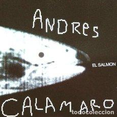 CDs de Música: -CD ANDRES CALAMARO EL SALMON NUEVO SELLADO. Lote 274139513