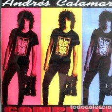 CDs de Música: -CD ANDRES CALAMARO COMPLETO IMPECABLE. Lote 274146988