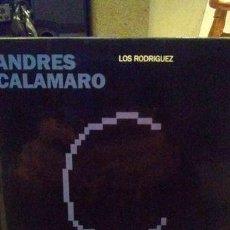CDs de Música: -ANDRES CALAMARO LEYENDAS DEL ROCK CDLIBRO CLARIN SI. Lote 274149313