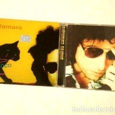 CDs de Música: -ANDRES CALAMARO ALTA SUCIEDAD LOCO. Lote 274150568