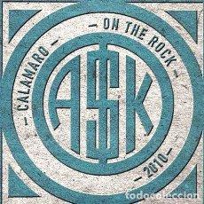 CDs de Música: -CD ANDRES CALAMARO ON THE ROCK NUEVO SELLADO. Lote 274157908