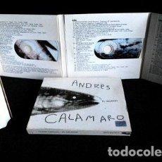 CDs de Música: -ANDRES CALAMARO EL SALMON. Lote 274162253
