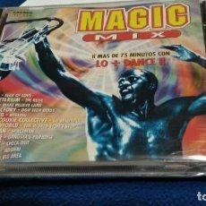 CDs de Música: CD ( MAGIC MIX - MAS DE 75 MINUTOS CON LO MAS DANCE ) 1996 ARCADE - MUY POCO USO -. Lote 274184948