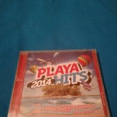 CDs de Música: PLAYA HITS 2014 CD PRECINTADO. Lote 274196783