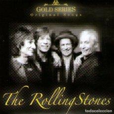 CDs de Música: CD ALBUM EDICIÓN LIMITADA: THE ROLLING STONES - GOLD SERIES - 12 TRACKS - OK RECORDS - AÑO 2009. Lote 274201693