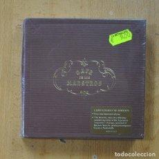 CD de Música: VARIOS - CAFE DE LOS MAESTROS - 2 CD. Lote 274204968