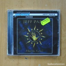 CDs de Musique: JEFF PARIS - FREAK FLAG - CD. Lote 274207743
