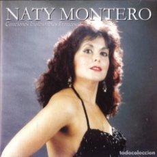 CDs de Música: NATY MONTERO - CANCIONES INOLVIDABLES FRANCESAS. Lote 274582863