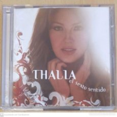 CD di Musica: THALIA (EL SEXTO SENTIDO) CD + DVD 2005. Lote 274616253