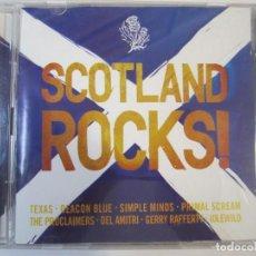 CDs de Música: CD, SCOTLAND ROCKS!. Lote 274684653
