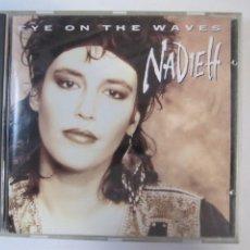 CDs de Música: CD, NADIEH, EYE ON THE WAVES. Lote 274686288