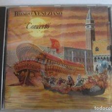 "CDs de Música: CD, RONDÒ VENEZIANO- ""CONCERTO"". Lote 274689278"