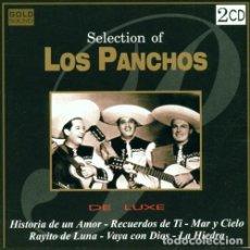 CD de Música: SELECTION OF LOS PANCHOS - 2X CD. Lote 274780588