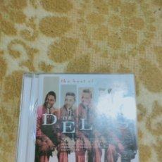 CDs de Música: THE DELLS - BEST OF CD. Lote 274922748