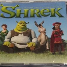 CDs de Música: CD BSO ( SHREK - SMASH MOUTH ) SKG 2001 - MUSIC FROM THE ORIGINAL MOTION PICTURE. Lote 296014753