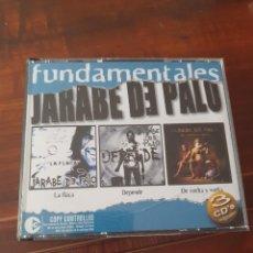 CDs de Música: CD JARABE DE PALO FUNDAMENTALES. Lote 275053253