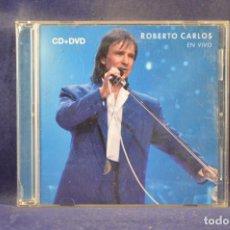 CDs de Musique: ROBERTO CARLOS - EN VIVO - CD + DVD. Lote 275073573