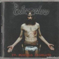 CDs de Música: CD + DVD EXTREMODURO - YO MINORIA ABSOLUTA - 2002. Lote 275099278