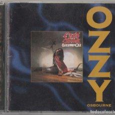 CD de Música: CD OZZY OSBOURNE. - BLIZZARD OF OZZ. Lote 275105313