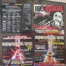 CDs de Música: CDS ROCK Y HEAVY. Lote 275152453