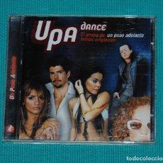 CDs de Música: UPA DANCE. Lote 275155358