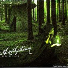 CDs de Musique: AMETHYSTIUM – GREATEST HITS 2 CDS DIGIPACK. Lote 275158353