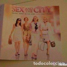 CDs de Música: BSO DE SEXO EN NUEVA YORK. Lote 275267863