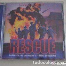 CDs de Música: BSO DE THE RESCUE. Lote 275272038