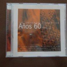 CDs de Música: EXITOS AÑOS 60. Lote 275273768