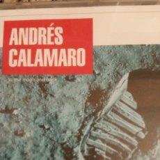 """CDs de Música: CD ANDRES CALAMARO""""EL REGRESO"""". Lote 275506983"""