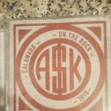"CDs de Música: CD ANDRES CALAMARO "" ON THE ROCK"". Lote 275509653"