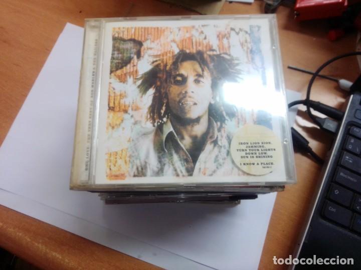 BOB MARLEY - THE BERY BEST (Música - CD's Reggae)