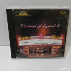 CDs de Música: DISCO CD. BERNARD HERRMANN / DAVID SHIRE / ERNEST GOLD – CLASSICAL HOLLYWOOD II. COMPACT DISC.. Lote 275540123