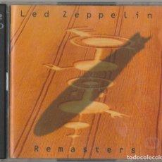 CD de Música: CD DOBLE LED ZEPPELIN. - REMASTERERS. Lote 275610388